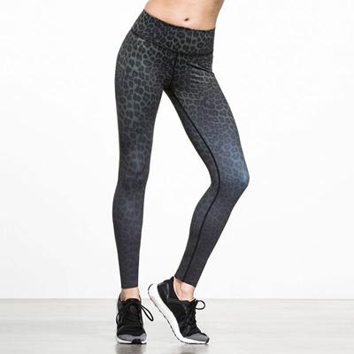 Yoga pants - Gymclothing.store (Leopard Print Running Pants Gym Leggings)