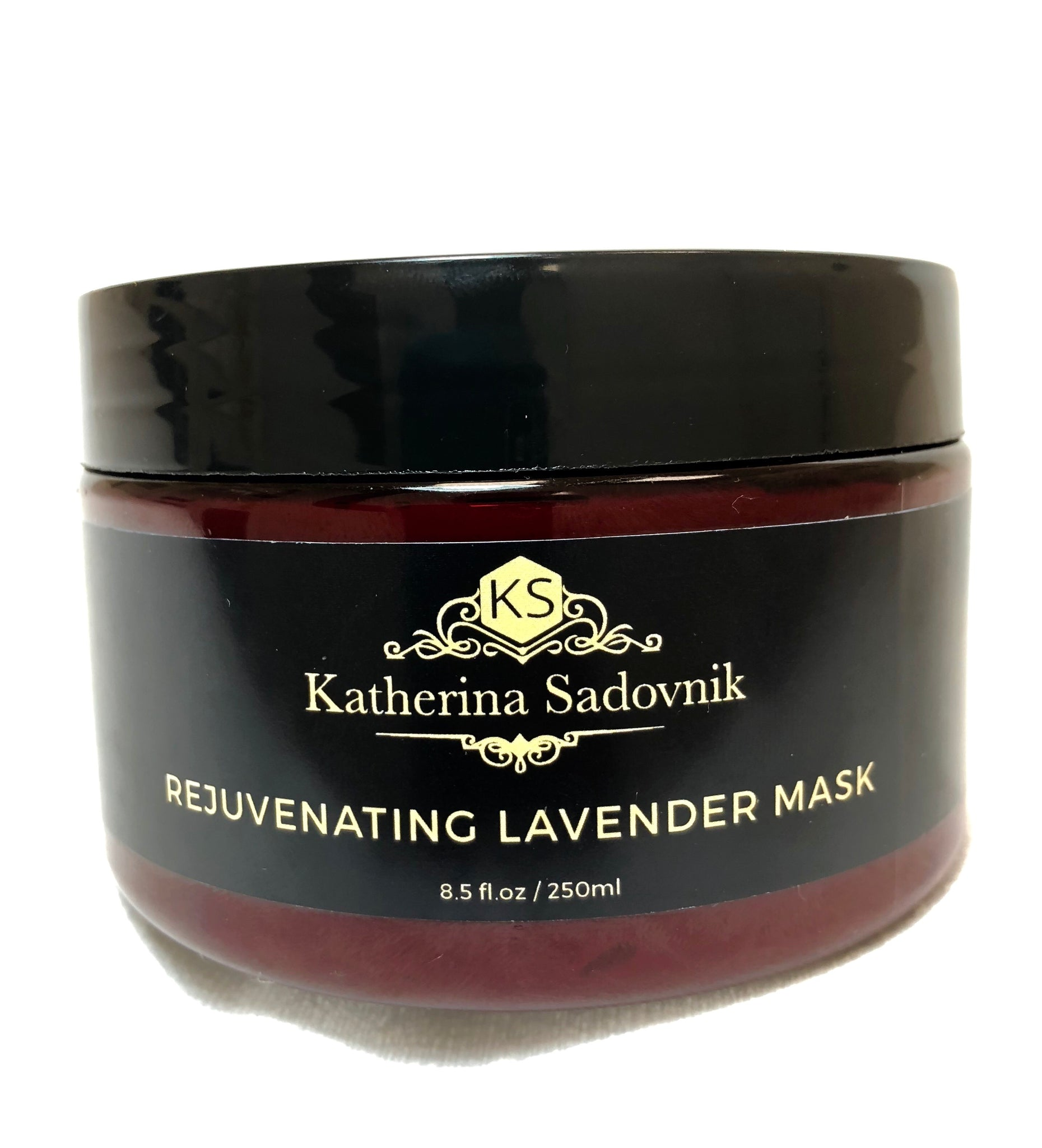 REJUVENATING LAVANDER MASK