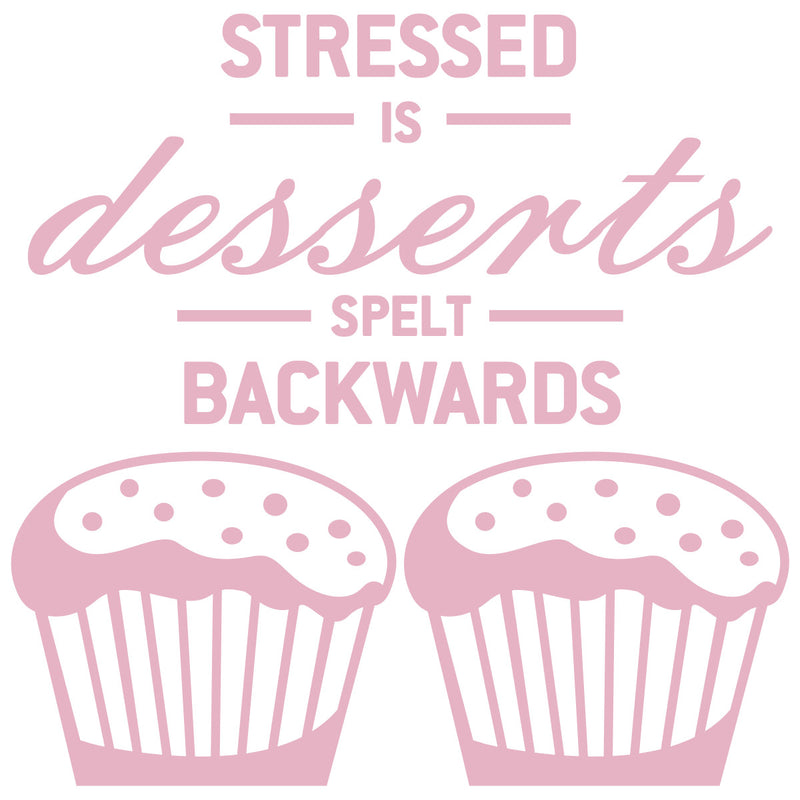 Stressed is desserts spelt backwards