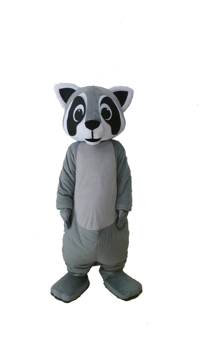 Cute and Friendly High Quality Raccoon Costume