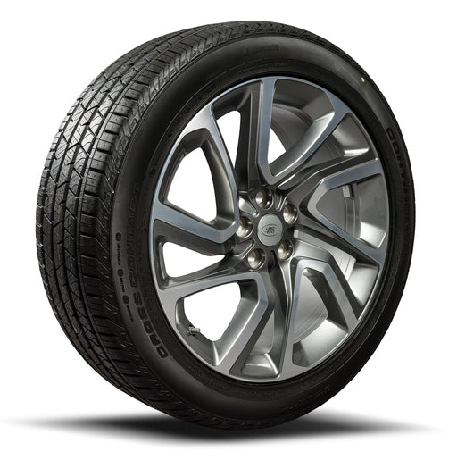 "Genuine Range Rover Sport Style 5085 21"" Diamond Cut Alloy Wheels & Tyres"