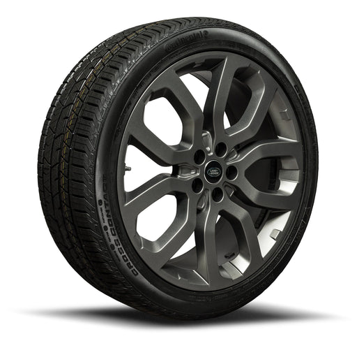 "Genuine Range Rover Sport Style 5004 504 22"" Alloy Wheels & Tyres"