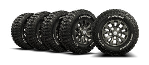 "Genuine Land Rover Defender Sawtooth LXV 16"" Alloy Wheels & Tyres"