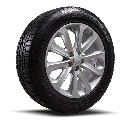 "Genuine Range Rover Style 502 5002 20"" Alloy Wheels & Tyres"