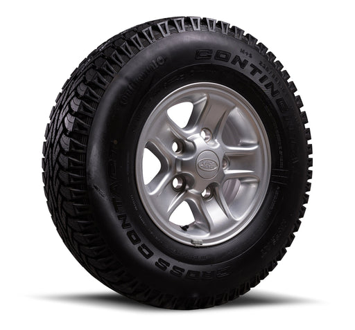 "Genuine Land Rover Defender Boost 16"" Alloy Wheels & Tyres"