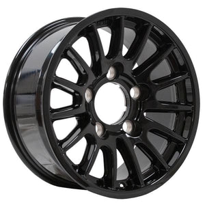 "Bowler Motorsport Light Weight 16"" Alloy Wheel - Gloss Black"