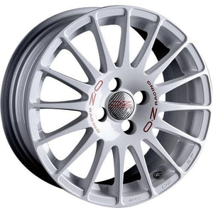 "OZ Racing Ford Fiesta ST Superturismo WRC 17"" Alloy Wheels"