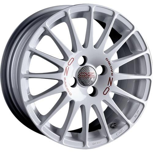 "OZ Racing Abarth 124 Spider / GT Superturismo WRC 17"" Alloy Wheels"