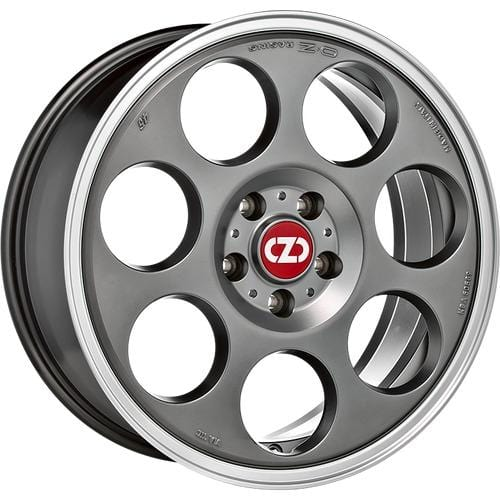"OZ Racing Abarth 124 Spider / GT Anniversary 45 17"" Alloy Wheels"