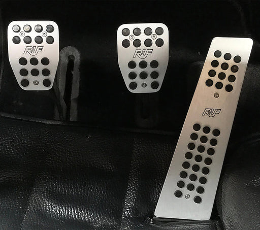 RUF Aluminium Pedal Set Manual 911 930
