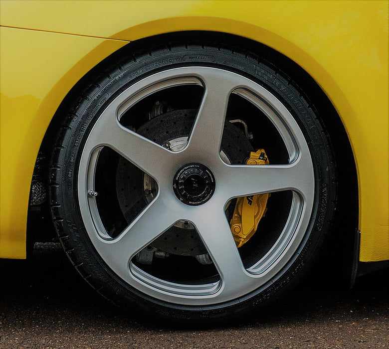 "RUF 20"" Centre-Lock Forged Alloy Wheel Set for 911 991"