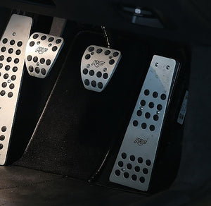 RUF Aluminium Pedal Set PDK & Manual 911 991