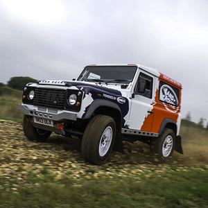 Bowler Motorsport Defender Quick Ratio Steering Box