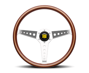 Momo California Wood Steering Wheel