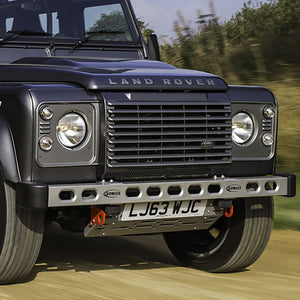 Bowler Motorsport Defender Light Weight Front Bumper - Road