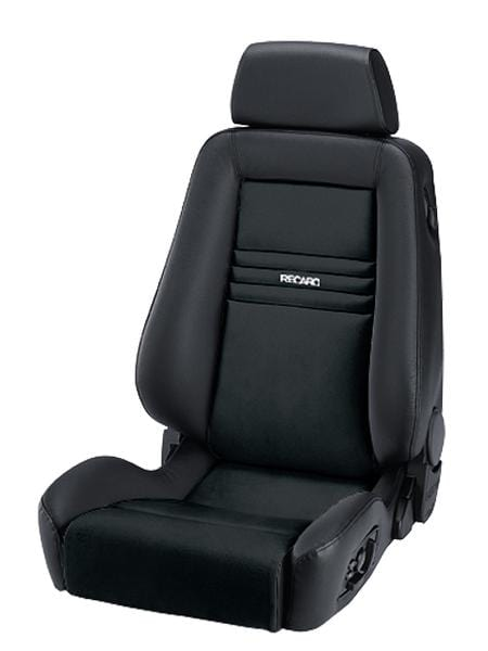Recaro Ergomed ES Seat with Side Airbag
