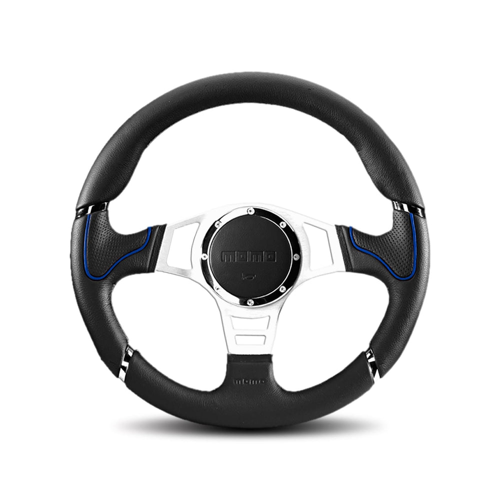 Momo Millenium Sport Blue Steering Wheel