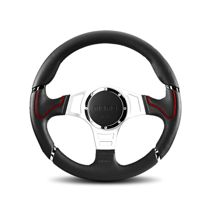 Momo Millenium Sport Red Steering Wheel
