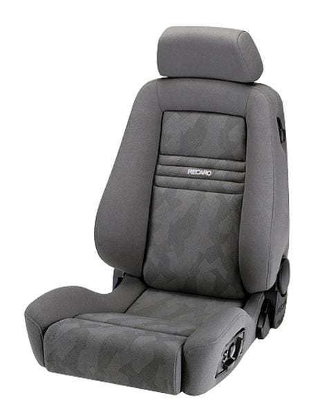 Recaro Ergomed E Seat with Side Airbag