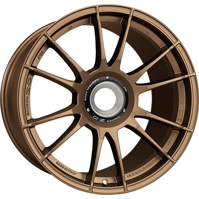 OZ Racing Ultraleggera HLT CL Porsche 911 991 Turbo S / GT3 / GT3 RS / GT2 RS Alloy Wheels