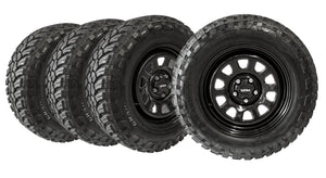 "TuffAnt Land Rover Discovery 5 18"" Steel Wheels"