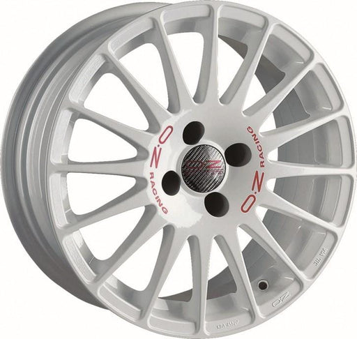 OZ Racing Superturismo WRC 7x17 4x108 Alloy Wheel x1
