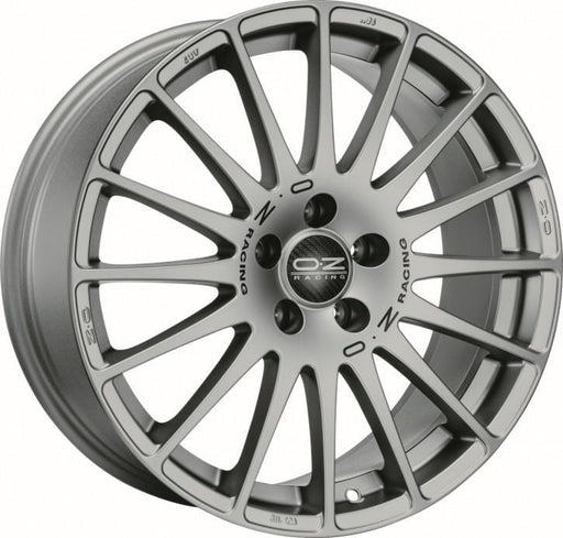 OZ Racing Superturismo GT 7x17 5x114.3 Alloy Wheel x1