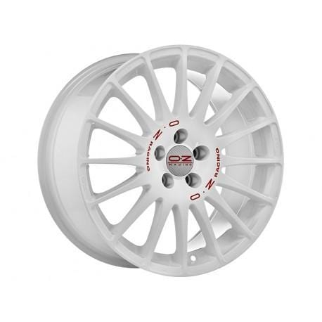 OZ Racing Superturismo WRC 7x17 5x114.3 Alloy Wheel x1