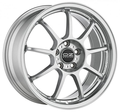 OZ Racing Alleggerita HLT 4F 7x17 4x100 Alloy Wheel x1