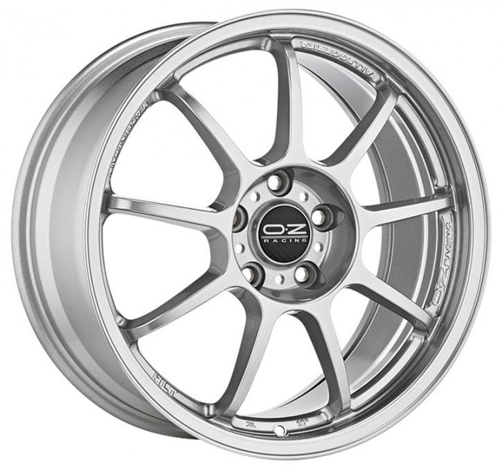 OZ Racing Alleggerita HLT 5F 8x17 5x120 Alloy Wheel x1