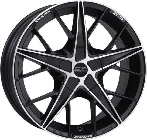 OZ Racing QUARANTA 7x16 4x108 Alloy Wheel x1