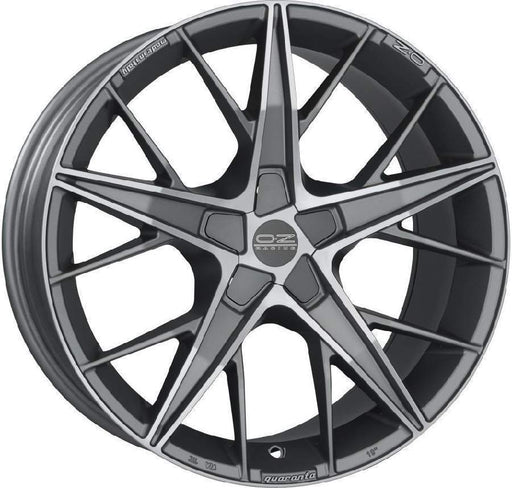 OZ Racing QUARANTA 8x18 5x120 Alloy Wheel x1