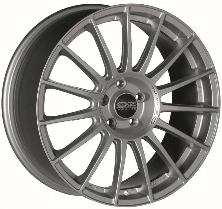OZ Racing Superturismo LM 7.5x17 5x112 Alloy Wheel x1