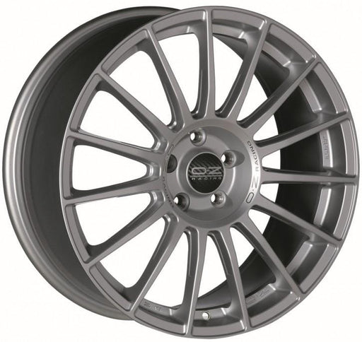 OZ Racing Superturismo LM 7.5x17 5x114.3 Alloy Wheel x1