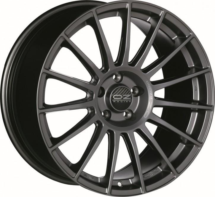 OZ Racing Superturismo LM 7.5x17 5x120 Alloy Wheel x1