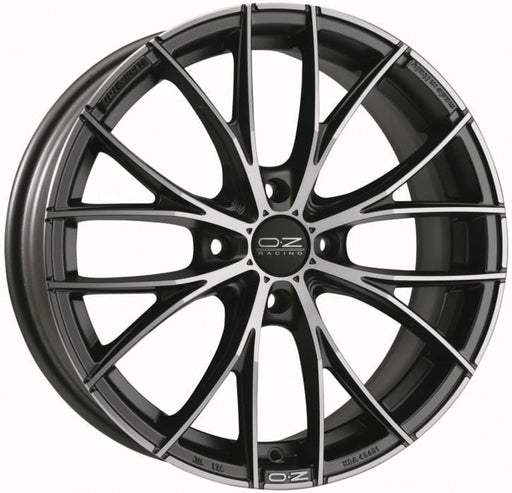OZ Racing Italia 150 7x17 5x100 Alloy Wheel x1