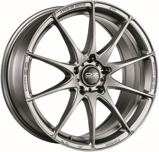 OZ Racing Formula HLT 9x18 5x112 Alloy Wheel x1