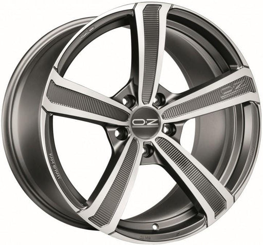 OZ Racing Montecarlo HLT 8.5x20 5x114.3 Alloy Wheel x1
