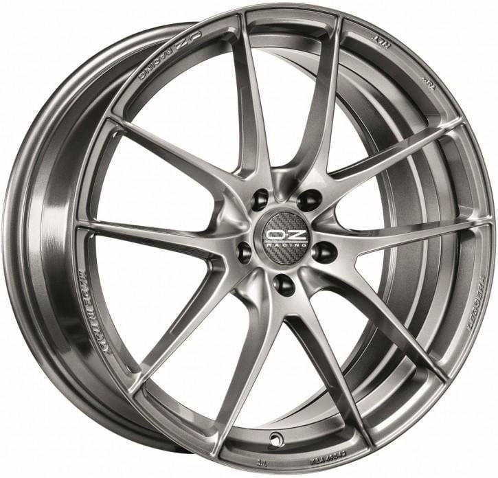 OZ Racing Leggera HLT 8x17 5x100 Alloy Wheel x1