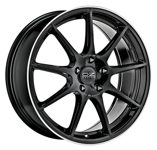 OZ Racing Veloce GT 7.5x17 5x114.3 Alloy Wheel x1