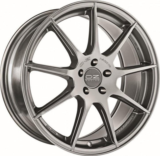 OZ Racing Omnia 7.5x17 5x114.3 Alloy Wheel x1