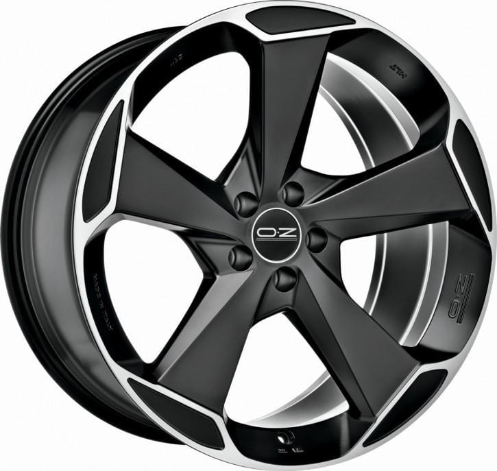 OZ Racing Aspen HLT 9.5x21 5x120 Alloy Wheel x1