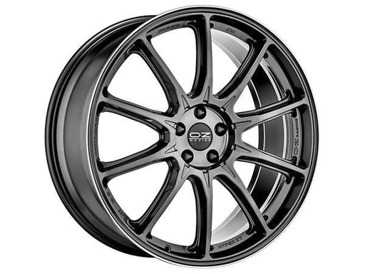OZ Racing Hyper XT HLT 9X22 5x114 Alloy Wheel x1