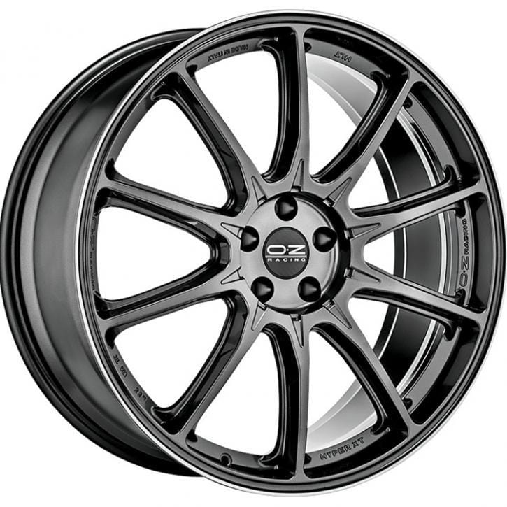 OZ Racing Hyper XT HLT 10X22 5x108 Alloy Wheel x1