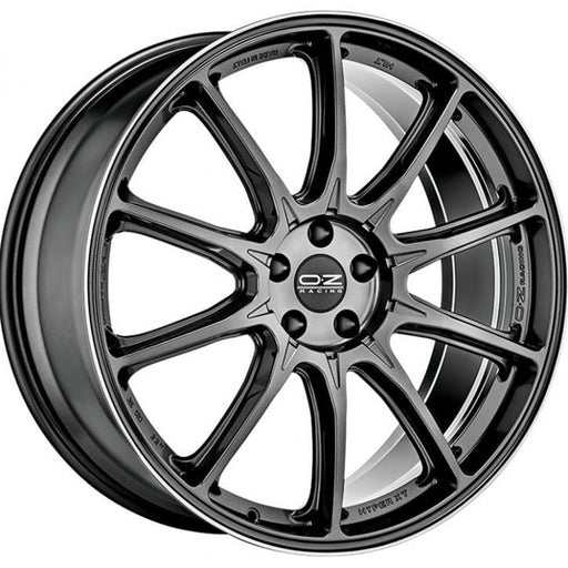 OZ Racing Hyper XT HLT 10X22 5x120 Alloy Wheel x1