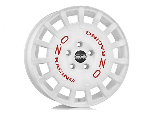 OZ Racing Rally Racing VAN 7.5x18 5x160 Alloy Wheel x1