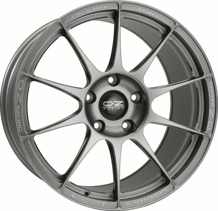 OZ Racing Superforgiata 11x20 5x112 Alloy Wheel x1