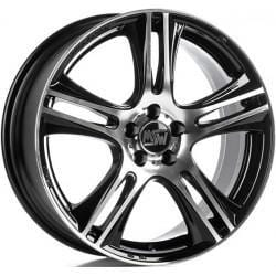 OZ Racing MSW 11 7x16 5x108 Alloy Wheel x1