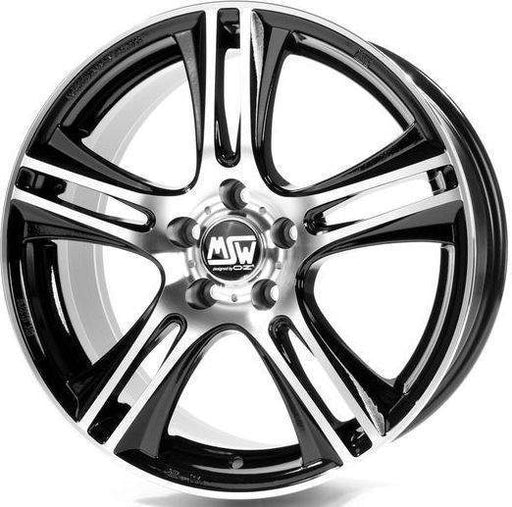 OZ Racing MSW 11 7x16 5x112 Alloy Wheel x1