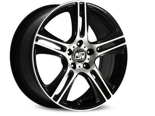 OZ Racing MSW 11 7x18 4x100 Alloy Wheel x1